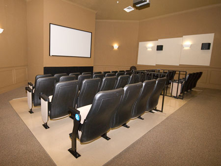 Movie Theater at Windsor Hills Townhomes